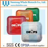 Square Plush Gel Bead Hot Cold Pack