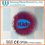 Round Kids Ice Gel Pack with Company Logo